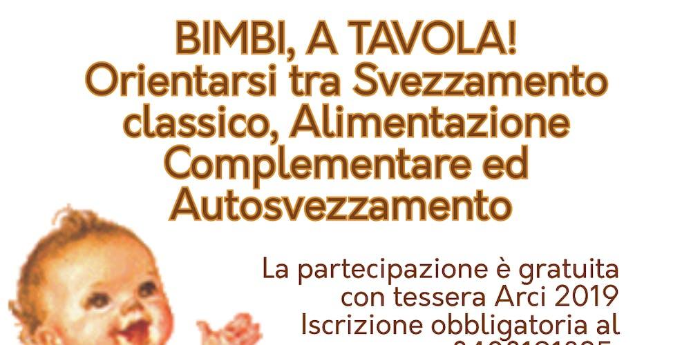 Modenabimbi Calendario.Bimbi A Tavola Biglietti Gio 19 Set 2019 Alle 10 00