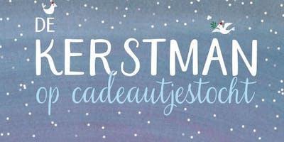 Kennismakers Jr.: De kerstman op cadeautjestocht: *** maak je een kijk- en zoekboek?