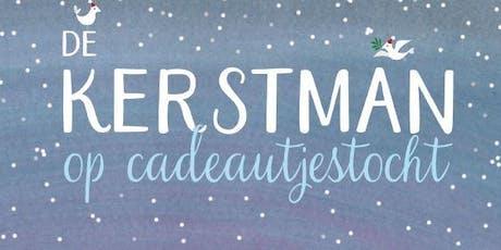 Kennismakers Jr.: De kerstman op cadeautjestocht: hoe maak je een kijk- en zoekboek? tickets