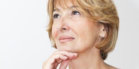 Gelukkig gezond: Help! Mevrouw vliegt op. De menopauze ... wat nu? tickets