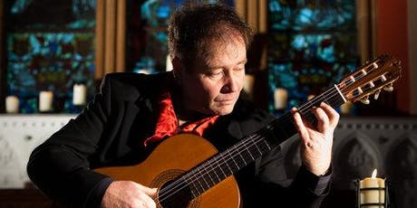 An evening with Pat Coldrick, Virtuoso guitarist and composer tickets