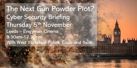 Cyber Security Briefing tickets