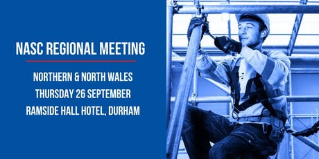NASC Northern & North Wales Regional Meeting tickets