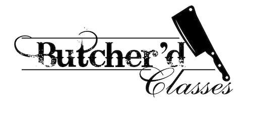 Butcher'd - Sausage Making Class