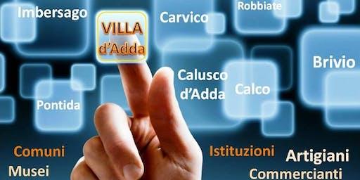 Incontro Presentazione Villa d'Adda Digitale (Lunedì 23 Settembre)