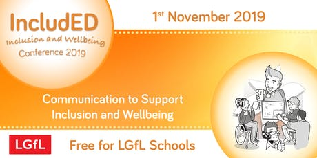 Inclusion and Wellbeing conference tickets