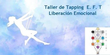E.F.T  Tècnica d'Alliberació Emocional (Tapping) entradas