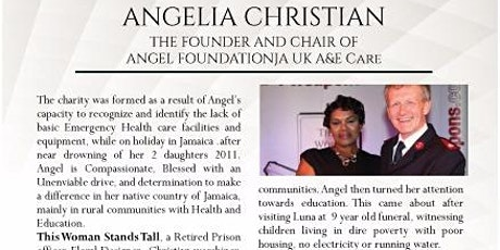 Angel Foundation - Lethe All-Age School JA Fundraising Gala tickets