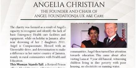 Angel Foundation - Lethe All-Age School JA Fundraising Gala