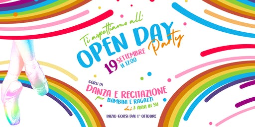 A Passo di Danza Open day Party