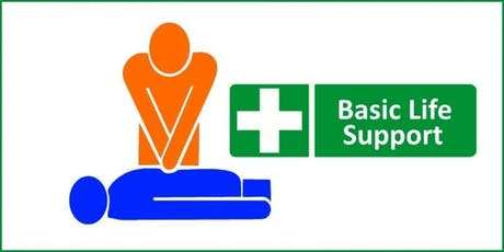 Basic Life Support & Management of Anaphylaxis tickets