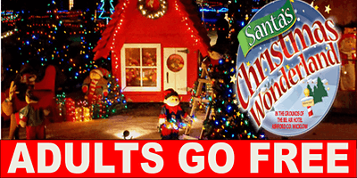 Santa's Christmas Wonderland 19th Dec -23rd Dec