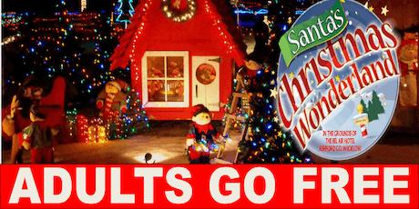 Santa's Christmas Wonderland 19th Dec -23rd Dec tickets