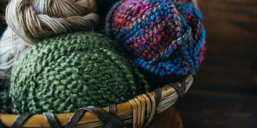 Social Crochet & Knitting Group