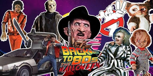 Back To The 80s - Halloween Party (Birmingham)