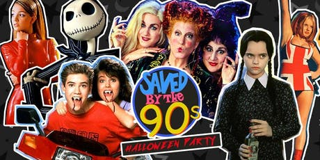 Saved By The 90s - Halloween Party (Manchester) tickets