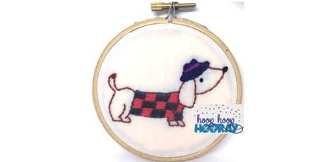 Children's Basic Stitching Workshop - October School Holidays tickets