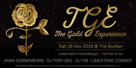 TGE - The Gold Experience - A Prince Tribute tickets