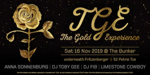 TGE - The Gold Experience - A Prince Tribute