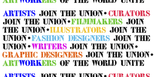 UVW Culture and Design Workers – Meeting #1