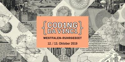 "Kultur-Hackathon ""Coding da Vinci"" Westfalen-Ruhrgebiet // KICK-OFF"