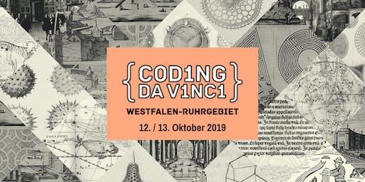 "Kultur-Hackathon ""Coding da Vinci"" Westfalen-Ruhrg"