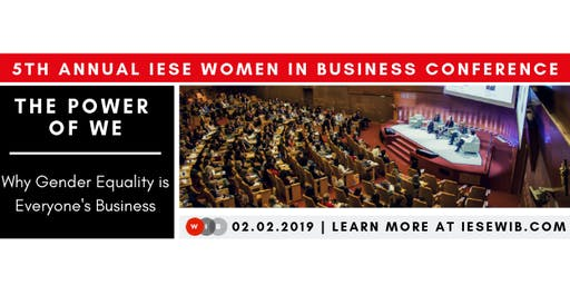 5th Annual IESE Women in Business Conference