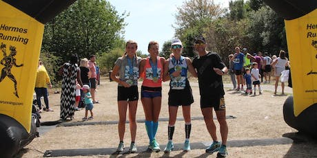 Thames Meander Triple Crown Half Marathon (March, August & November)  tickets