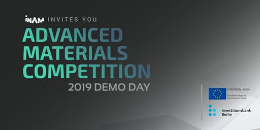 Advanced Materials Competition 2019 Demo Day
