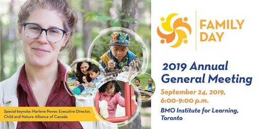 Family Day 2019 Annual General Meeting