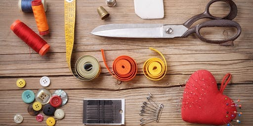 Social Garment Sewing - Artist in Residence