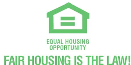 Fair Housing for All - It's the Law!  FREE 3 Hour CE Duluth tickets