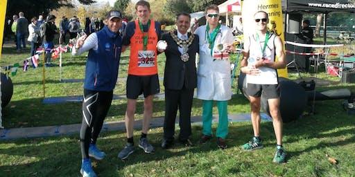 Thames Meander Triple Crown Marathon (March, August & November)
