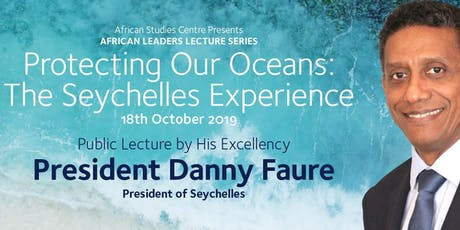 Protecting Our Oceans: The Seychelles Experience tickets