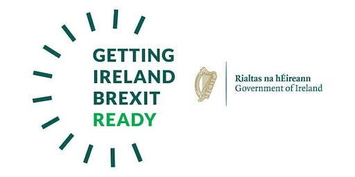 Brexit: Practical steps to keep agri-food trade moving (Wexford)