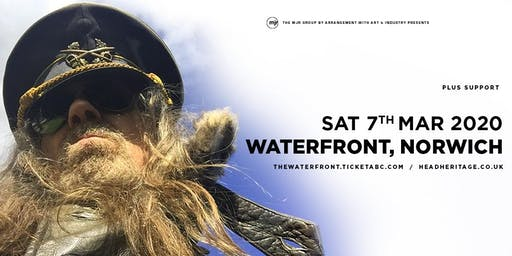 Julian Cope (Waterfront, Norwich)