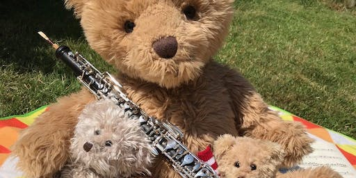 A Teddy Bear's Picnic from Music for Miniatures
