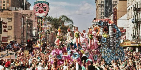 The Camden Mardi Gras: No Limit Street Band tickets