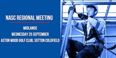 NASC  Midlands Regional Meeting