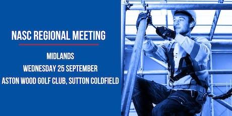 NASC  Midlands Regional Meeting tickets