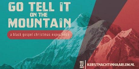 "Projectkoor ""Go tell it on the mountain"" tickets"