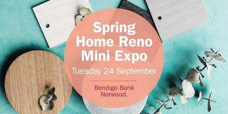 Home Renovation Mini Expo tickets