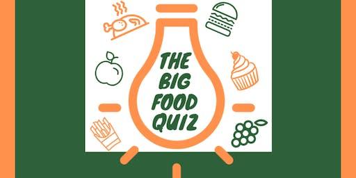 The Big Food Quiz