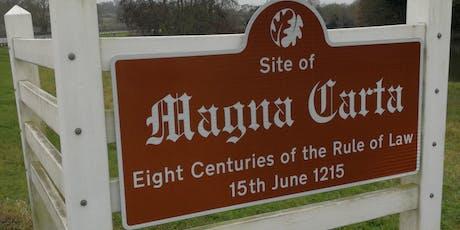 Magna Carta Half Marathon  tickets