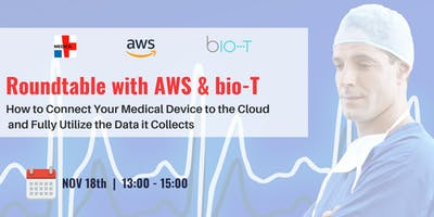 Roundtable with AWS & bio-T
