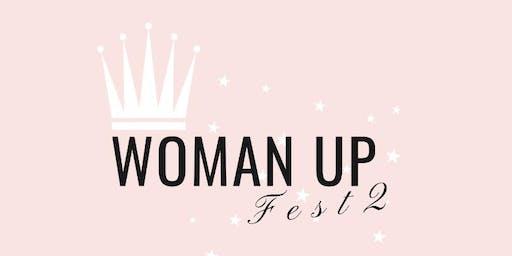 Woman Up Fest 2