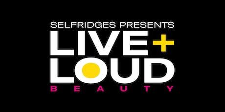 MAC Masterclass - Live + Loud  tickets