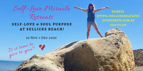 Self-Love & Soul-Purpose: Sellicks Beach Retreat  tickets