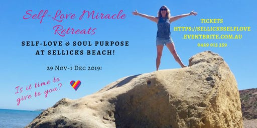Self-Love & Soul-Purpose: Sellicks Beach Retreat