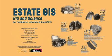 Estate GIS | GIS and Science per l'ambiente, la società e il territorio tickets